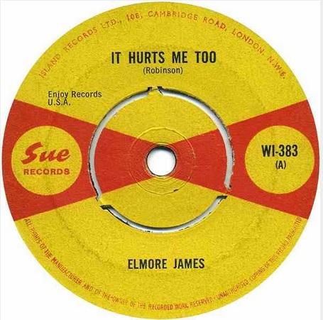Elmore James It Hurts Me Too Pickin The Blues