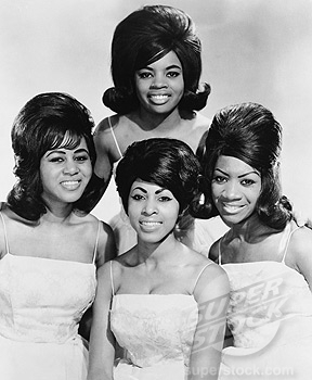 Patti LaBelle and the Bluebelles